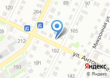 Компания «Петро» на карте