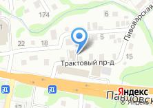 Компания «ДРАЙВ сеть магазинов» на карте