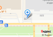 Компания «Константа» на карте