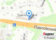 Компания «Автоальянс-Сервис» на карте