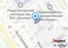 Компания «Барнаул-Карго» на карте