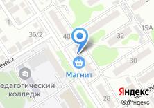 Компания «Fix-price» на карте
