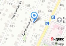 Компания «МебельАтелье студия мебельного дизайна» на карте
