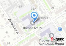 Компания «Алтайская краевая спортивная федерация Тхэквон-до» на карте
