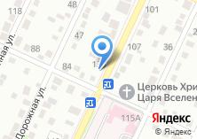 Компания «Авитостоун» на карте