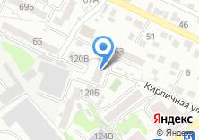 Компания «Связь-безопасность» на карте