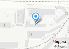 Компания «ТехмашИнтер торгово-ремонтная компания» на карте