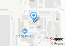 Компания «Юкка Моторс» на карте
