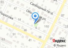Компания «Максимум Класс» на карте