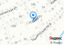 Компания «Городская поликлиника №4» на карте