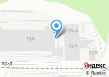 Компания «БарнаулПассажирТранс» на карте