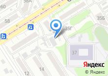Компания «Автостоянка ВДПО Всероссийское добровольное пожарное общество» на карте