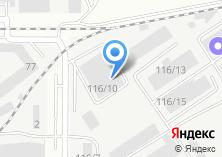 Компания «ТрансСэнт» на карте