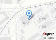 Компания «Н.О.Р.Д.» на карте