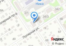 Компания «Общежитие АлтГУ» на карте