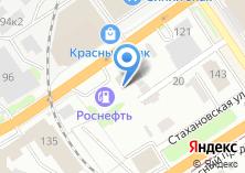 Компания «Алтай off road» на карте