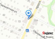Компания «Протех-Сервис» на карте