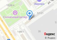 Компания «РОСС-СЕЙФ» на карте