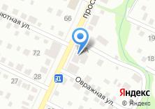 Компания «ХАДО» на карте