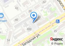 Компания «ГЕФЕСТ-БАРНАУЛ» на карте