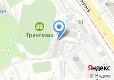Компания «Ритм-Алтай» на карте