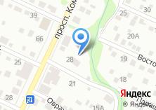 Компания «Бриг» на карте