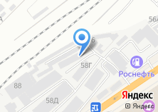 Компания «Стройклассика» на карте