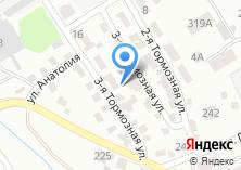 Компания «Устремление» на карте