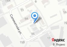 Компания «Turbox» на карте