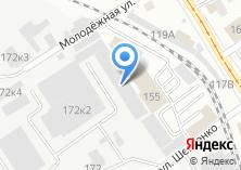 Компания «БИЗНЕС ФОРЭСТ» на карте