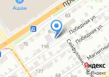 Компания «ПоддОН» на карте
