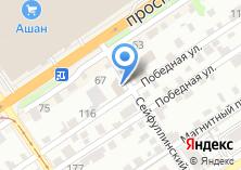 Компания «ГЛАВТОК» на карте