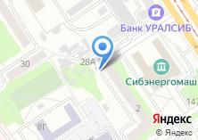 Компания «Десяточка.ру» на карте