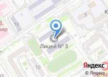 Компания «ДЮСШ №15 по хоккею» на карте