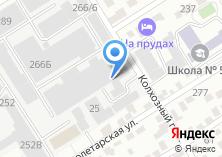 Компания «Листогиб22.РФ» на карте