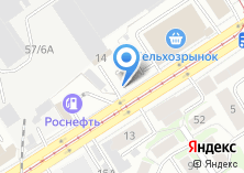 Компания «ШИНМАСТЕР» на карте