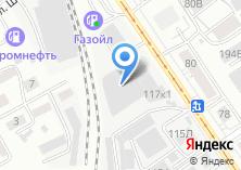 Компания «АНТЕКО» на карте