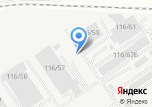 Компания «Магазин мягкой мебели» на карте
