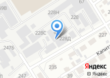 Компания «Аэрком» на карте