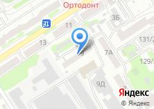 Компания «Жара+» на карте