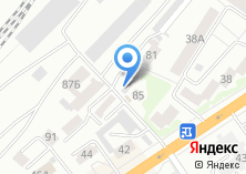 Компания «Алтэк» на карте