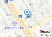 Компания «Алтайский Центр СРО» на карте