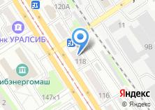 Компания «Bonjur» на карте