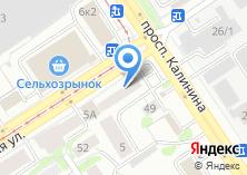 Компания «Сибирь Электро Монтаж» на карте