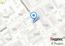 Компания «Омега-сервис» на карте