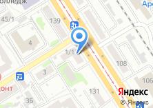Компания «Алтай Мед Сервис» на карте