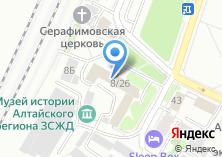 Компания «Техническая библиотека» на карте