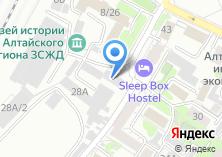 Компания «Седар-М» на карте