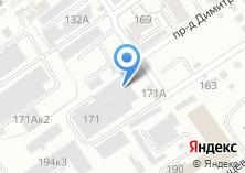 Компания «Барнаульская сетевая компания» на карте
