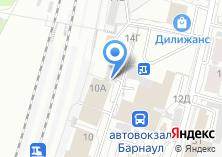 Компания «Экспресс-кафе» на карте